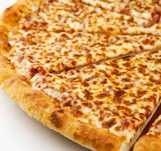 Cheese Pizza (La Margherita)