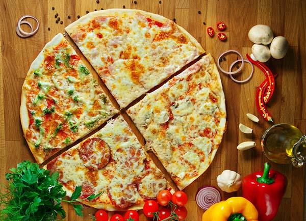 Four Season Pizza