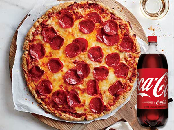 Pizza & Soda